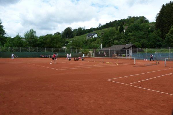 Tennisanlage Engelskirchen