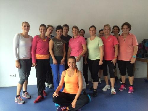 Frauengymnastik am Vormittag beim VfL Engelskirchen